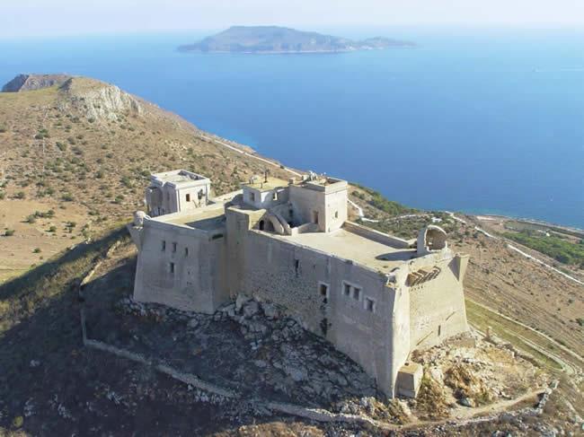 Burg Santa Caterina